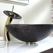 Kraus Vessel Sinks Combo by Kraus Glass Vessel Sink U2013 Meetly Co