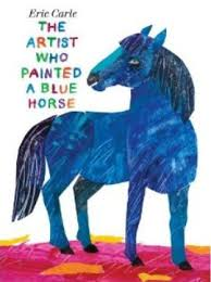 Teaching With The Picture Book Artist Who Painted A Blue Horse
