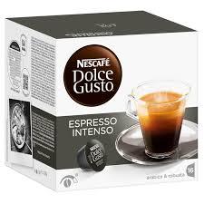 nescafé dolce gusto fortissimo set kaffee kaffeekapsel 3 sorten espresso 48 kapseln