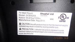 Punching Bag Ceiling Mount Walmart by Full Motion Articulating Tilt Swivel Universal Wall Mount Kit For