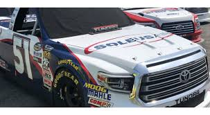 100 Nascar Truck Race Results Soleus Air To Sponsor NASCAR Driver Brandon Jones HomeWorld