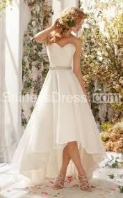 Classic Femme Cap Sleeve V Neck Luxe Short Wedding Dress