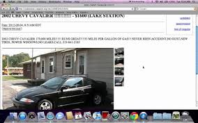 Craigslist West Lafayette Indiana Used Cars - Best For Sale By ...