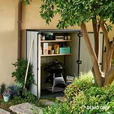 Keter Storage Shed Shelves by High Store Garden Storage Shed