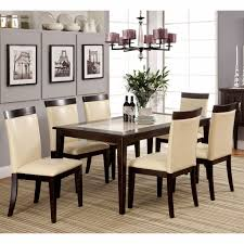 Cheap Dining Table Sets Elegant Room Extraodinary Marble And Chairs
