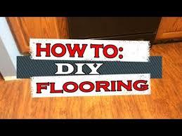 Installing Pergo Flooring
