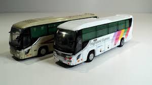 N Scale Trucks And Buses