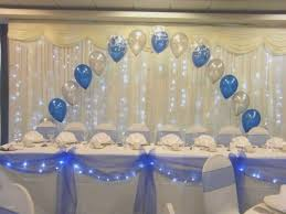 Royal Blue And Silver Wedding Decorations Beautiful Decor Ideas