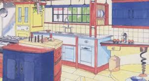 Small L Shaped Kitchen CabiDesign