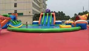 BSP 001 Big Kids Inflatable Swimming Pools For Sale