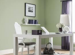 le bureau verte peinture verte 3 nuances de vert fraîches en 35 idées
