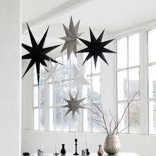 Paper Star Decorations