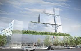 conforama place de clichy la future cité judiciaire de s élève déjà à 100 mètres le