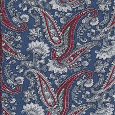 red white blue paisley scarf harris leather u0026 silverworks