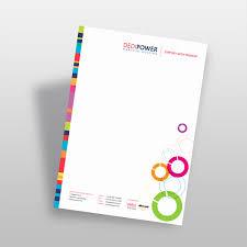 Model Letterhead Design Letterhead Design Print In Basingstoke