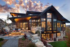 100 Mountain House Designs Breathtaking Contemporary Mountain Home In Steamboat Springs