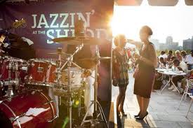 Jazzin At The Shedd Parking by Spend A Summer Night At The Museum Chicago