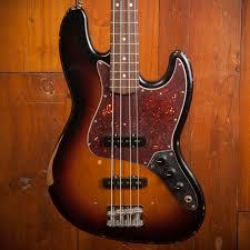 Road Worn 60s Jazz Bass RW 3CO