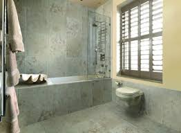 bathroom modern toilet with cozy american olean tile and shower