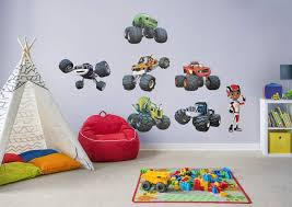 Blaze And The Monster Machines Trucks Collection Wall Decal ... Monster Truck Vinyl Wall Decal Car Son Room Decor Garage Art Grave Digger Fathead Jr Shop For Sticker Launch Os_mb592 Products Tagged Cstruction Decal Stephen Edward Graphics Blue Thunder Trucks And Decals Stickers Jam El Toro Giant Elegant Familytreeshistorycom Blaze The Machines Scene Setters Decorating Kit Decals Home Fniture Diy Mohawk Warrior Warrior Monster Trucks Jam Wall Stickers Transportation 15 Fire