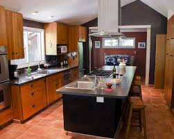 Kitchen Island With Cooktop And Sink Ideas