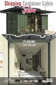 100 Shipping Container Cabins Plans Container Cabin Plans Julia Artofit