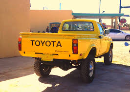 1980 Toyota First Gen 4x4 Pickup Owned By Paul Ford | Toyota Trucks ...