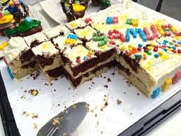 How Big Is A Half Sheet Cake Cakes Ideas