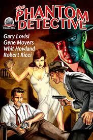 The Phantom Detective Volume One Cover