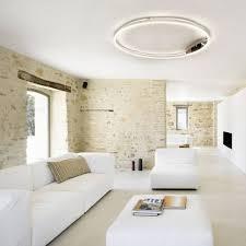 s luce pro led wand deckenleuchte ring xl dimmbar ø 100cm in chrom wohnzimmer ring deckenle yatego