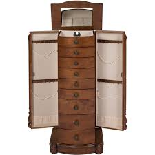 Bedroom : Magnificent Large Jewelry Armoire Maple Jewelry Armoire ... Tips Interesting Walmart Jewelry Armoire Fniture Design Ideas Belham Living Swivel Cheval Mirror Hayneedle Necklace Holder Beautiful Handmade Box Of Exotic Woods Large Clever Cabinet Laluz Nyc Innovation Luxury White For Inspiring Nice This Beautiful Armoire Jewelry Box Is Handmade Exotic Woods And Bedroom Magnificent Oak Seville Antique Walnut Locking Wonderful Dark Brown Cabinet Abolishrmcom