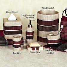 Bathroom Accessories Sets Target by Bathroom Decor Sets Target Accessories Set Modern Accessory