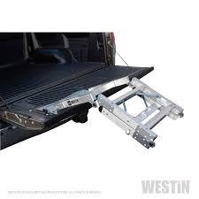 Amazon.com: Westin 10-3000 Truck-Pal Tailgate Ladder: Automotive