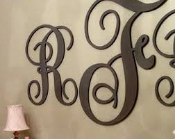Letters For Wall Decor Wall Decoration Ideas
