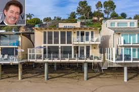 100 House For Sale In Malibu Beach Brady Bunchs Barry Williams Home For See Side PEOPLEcom