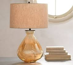 Fillable Glass Lamp Base Australia by Glass Bottom Table Lamps Lamp Design Ideas