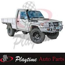 100 Truck Snorkel Safari Toyota Landcruiser 70 76 78 79 Series 45L TD V8 1Vd