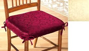 dining room chair cushions amazon walmart target with velcro
