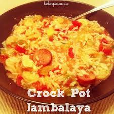 jambalaya crock pot recipe crock pot jambalaya back at square zero