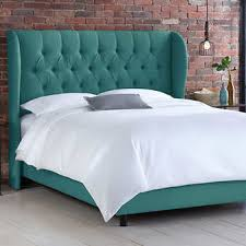 Laguna King Platform Bed With Headboard by Beds Costco