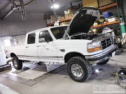 100 Adrenaline Truck Performance Serious 73L Power Stroke Upgrades Diesel Power Magazine