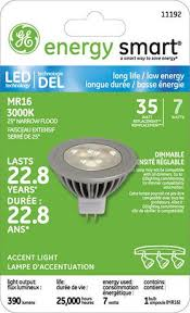 general electric led 35w replacement mr16 bulb pack of 1