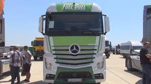 Mercedes-Benz Actros 1845 LS Fuel Duel StreamSpace Tractor Truck (2017)  Exterior And Interior