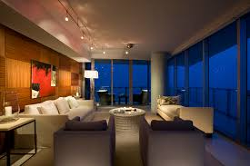 cool juno track lighting convention miami modern living room