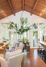 100 Wood On Ceilings Southern Comfort Living Spaces Pinterest Ceilings Living