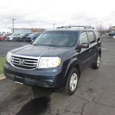 Used 2012 Honda Pilot For Sale In Canandaigua Near Rochester NY