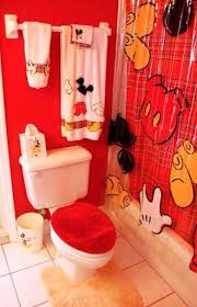 Mickey Mouse Bathroom Ideas by Minnie Mouse Bathroom Decor Home Design