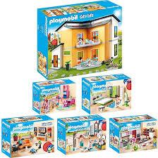 playmobil 9271 schlafzimmer 9267 wohnzimmer baby