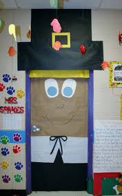 Kindergarten Christmas Door Decorating Ideas by Best 25 Thanksgiving Door Decorations Ideas On Pinterest Door
