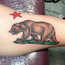 Bear Tattoo Meanings